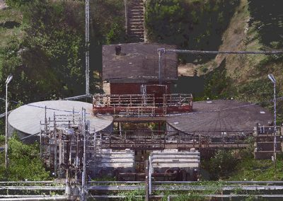 Refinery Installation – Condensation Water Station